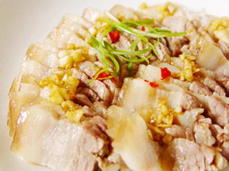 【厚生廚房】蒜泥白肉