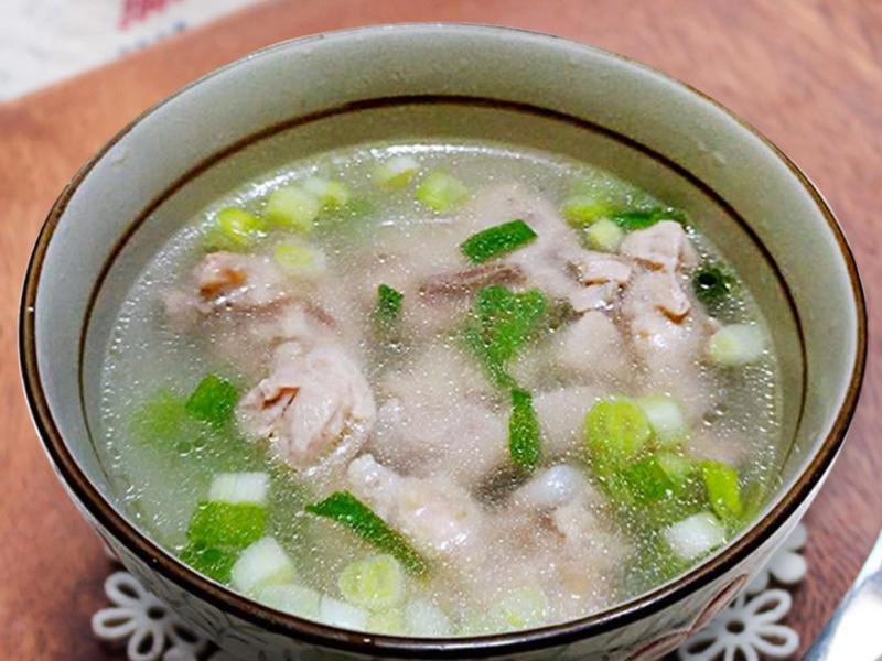 【厚生廚房】香蔥雞湯
