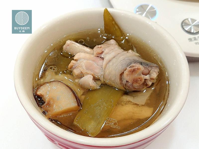 剝皮辣椒雞湯|BUYDEEM北鼎烹煮壺