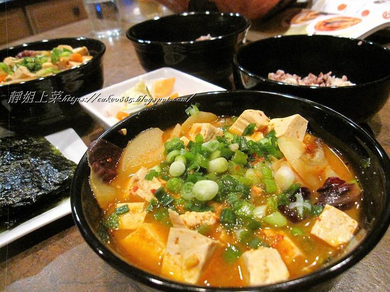韓式鮭魚味噌湯