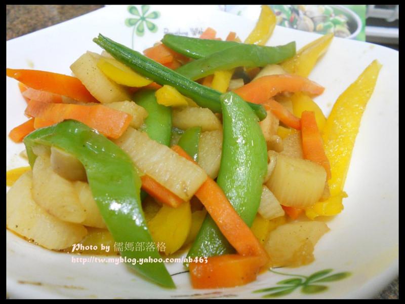 康寶鮮味炒手鰹魚風味-輕夏食蔬