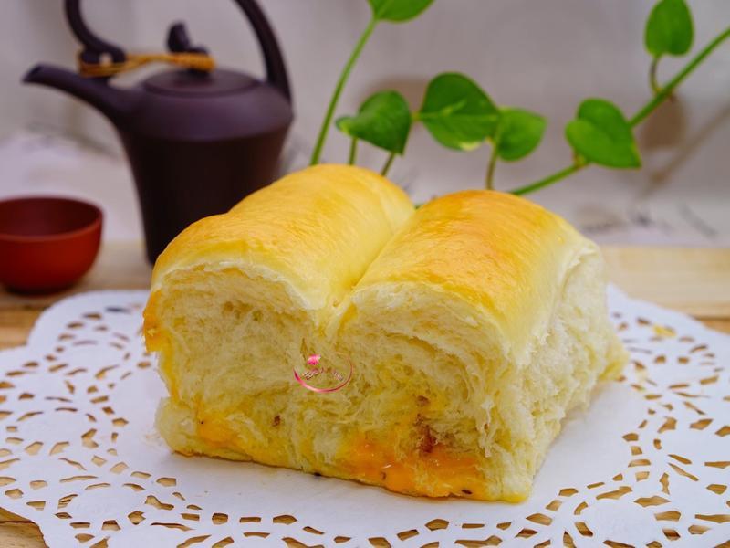 起司火腿麵包