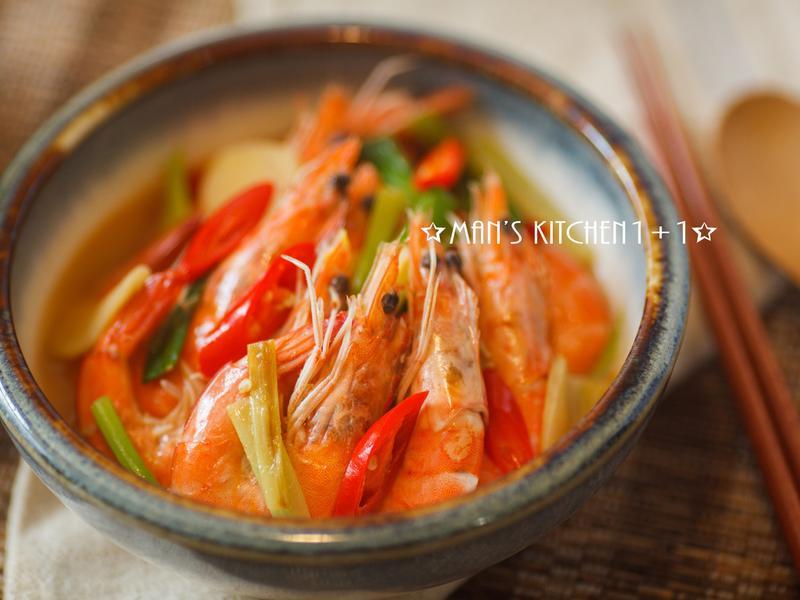 (影音) 4種去蝦子泥腸的方式-食材處理