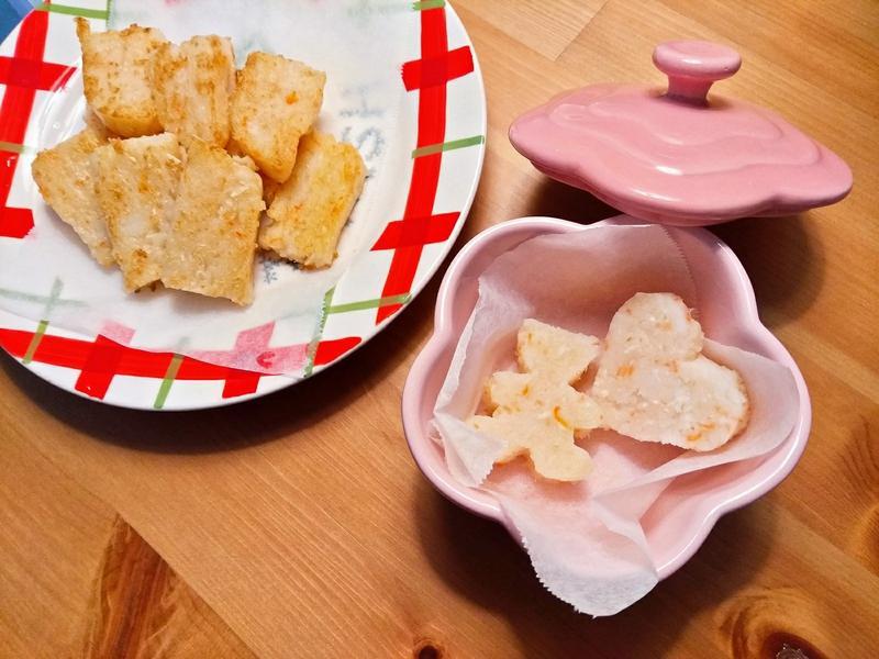 小寶寶蘿蔔糕👶(簡易無調味)