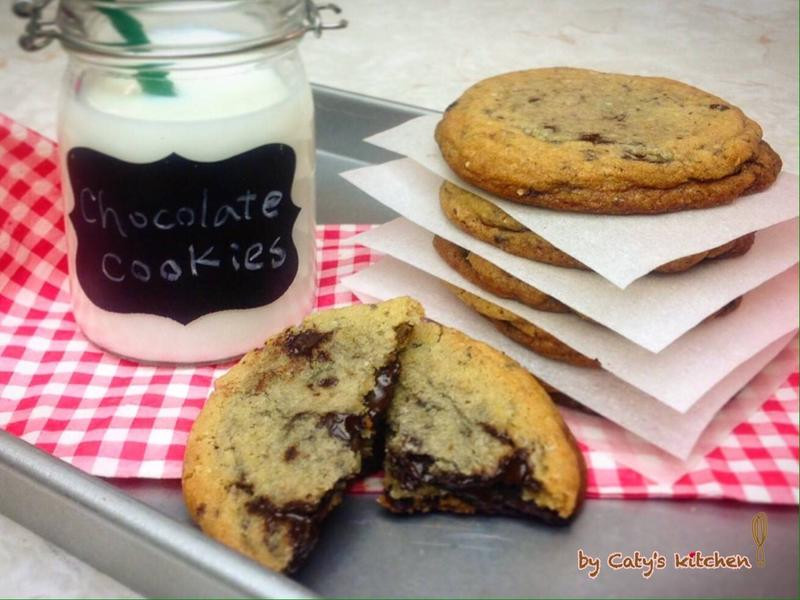 熔岩巧克力餅乾