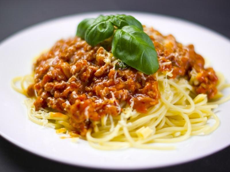 基本紅醬義大利麵Tomato Pasta