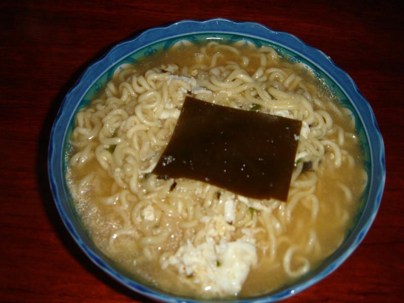 韓式海鮮爽口烏龍麵