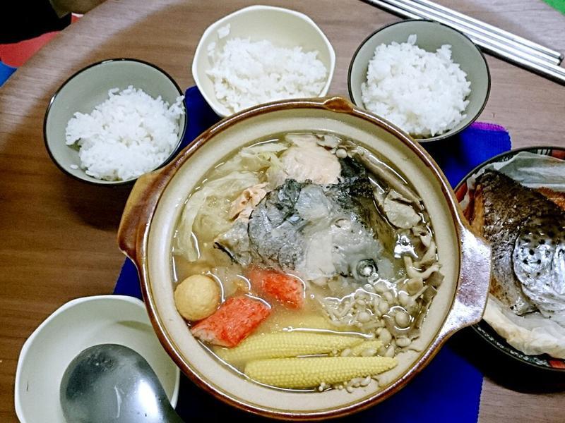 砂鍋鮭魚頭