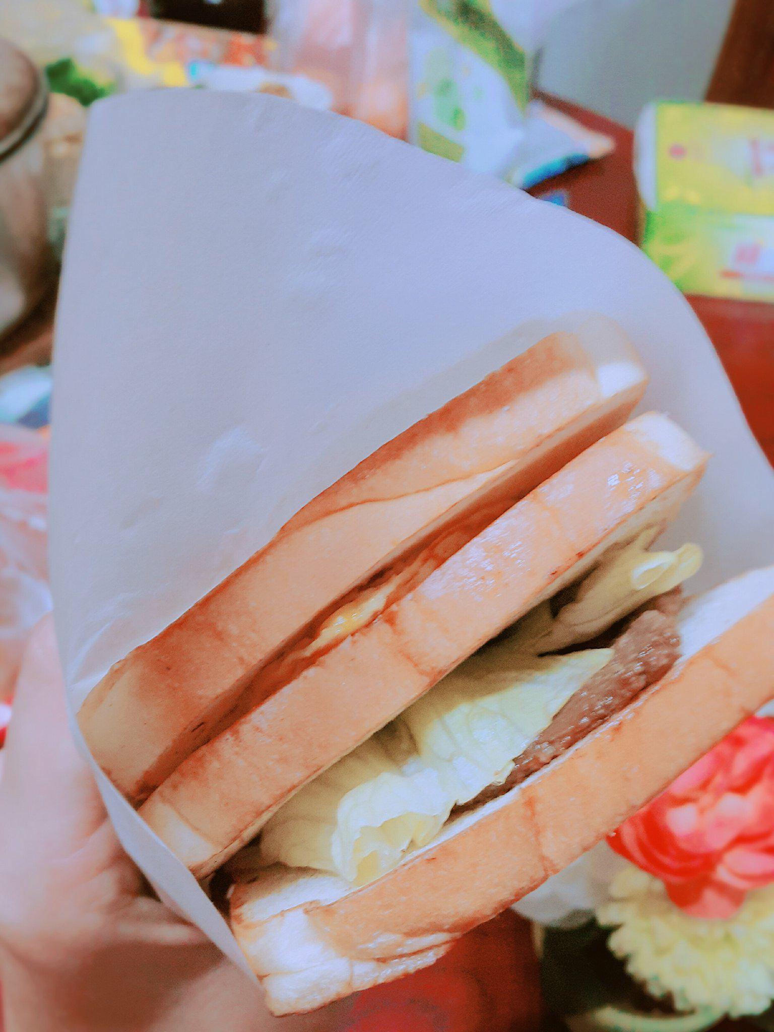 大口福-肉蛋吐司