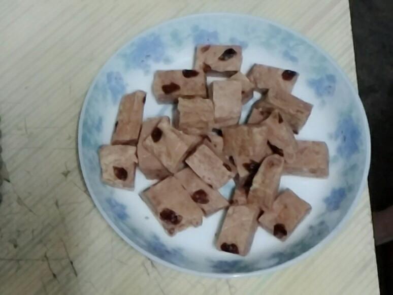 巧克力牛軋糖