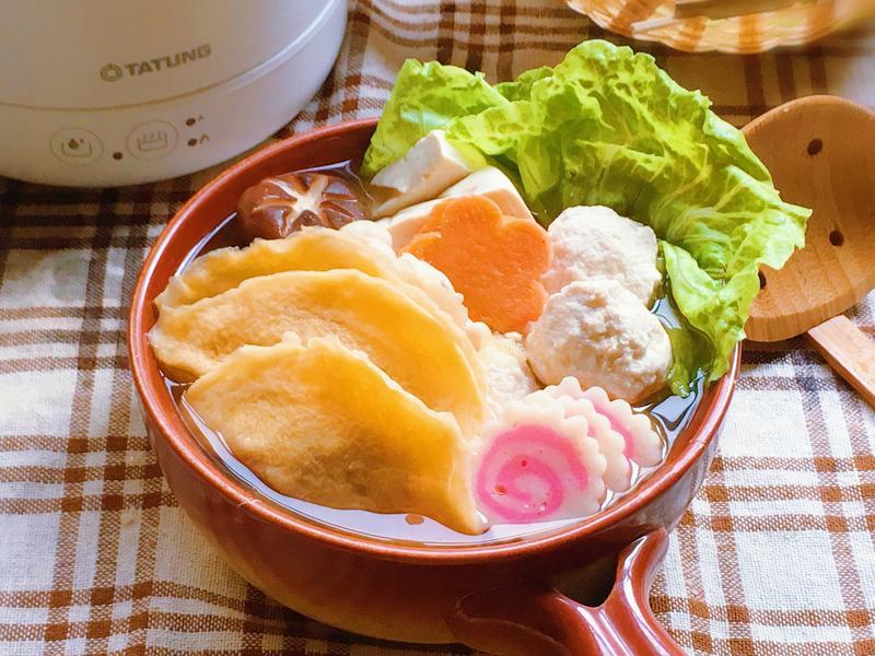 手工旗魚丸子鍋【大同輕享料理壺】