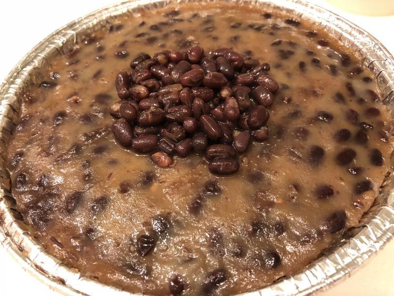 黑糖紅豆年糕