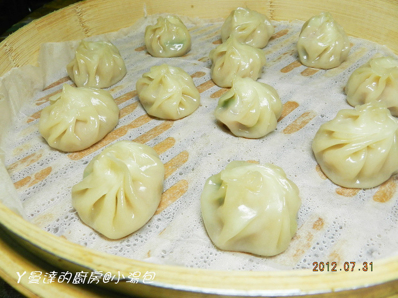 ㄚ曼達的廚房~康寶鮮味炒手鰹魚風味~小湯包