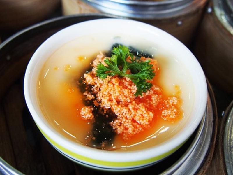 簡易蒸蛋 Mushi Tamago