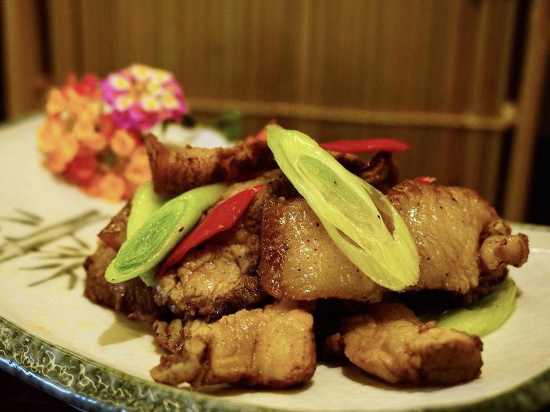 【小磨坊】家常鹹豬肉
