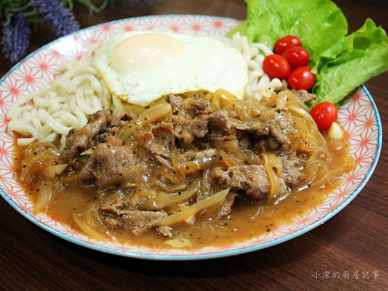 黑胡椒牛肉【15分鐘快速料理】