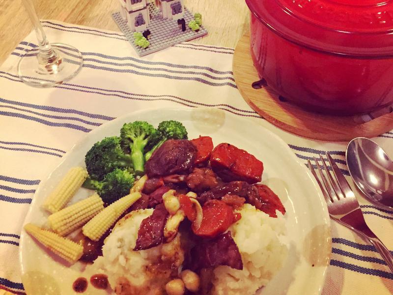 紅酒燉牛肉(簡易版)