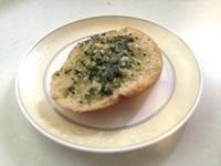 鹽麴羅勒麵包抹醬烤法式麵包★非型男小廚★