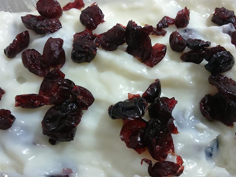 蔓越莓雪花糕