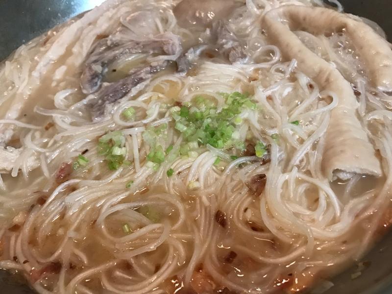 台式米粉湯