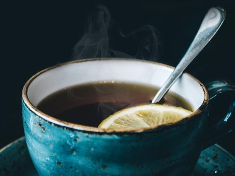 西式黑糖檸檬薑茶