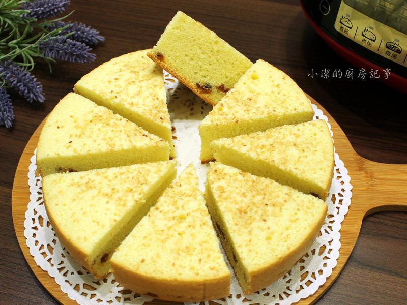 鹹蛋糕 (電子鍋)