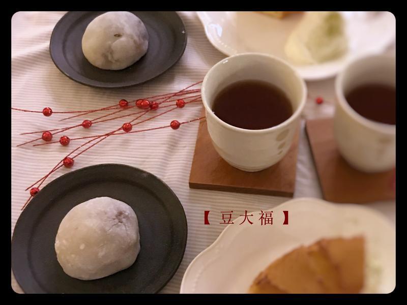 紅豆大福(微波爐快速版)