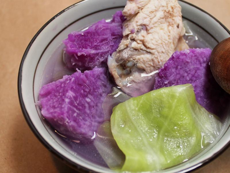 【厚生廚房】山藥鮮蔬湯