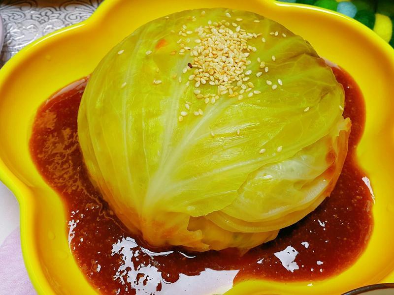 魚漿高麗菜