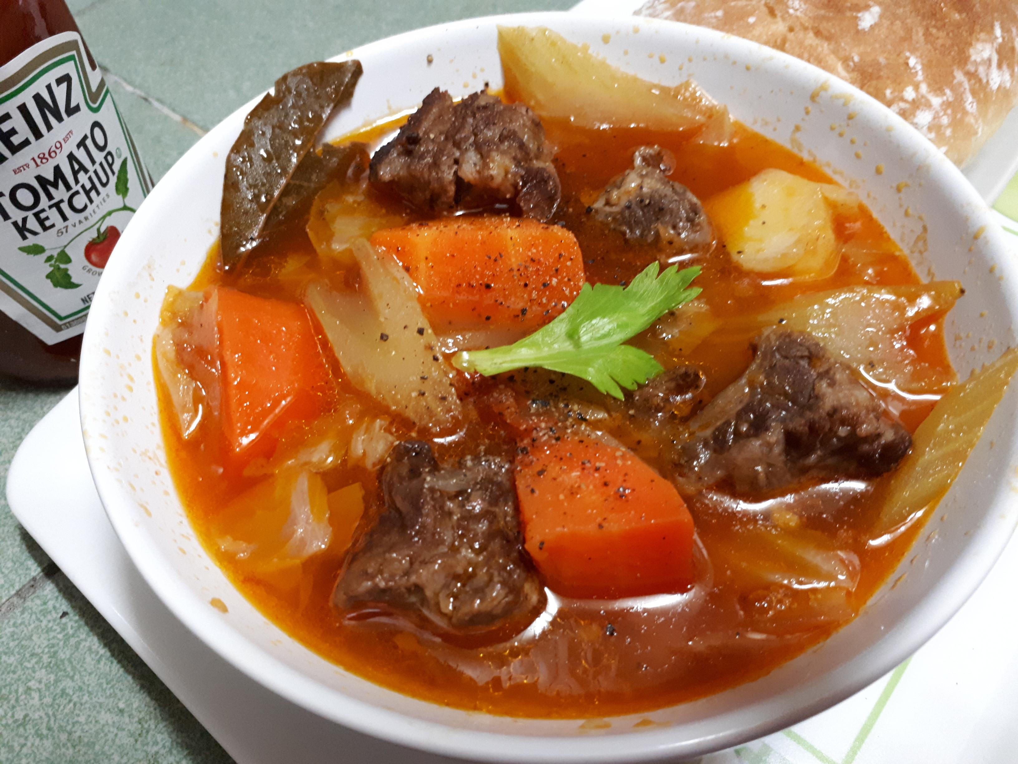 羅宋湯~Borscht Soup