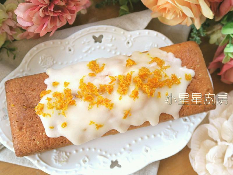 茂谷柑糖霜磅蛋糕