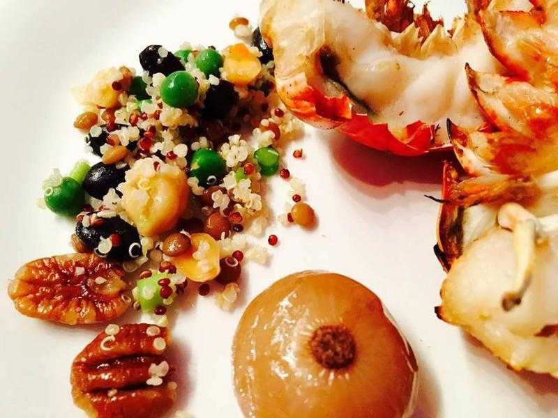 龍蝦綜合料理