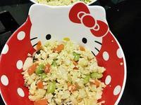 白花椰菜炒飯