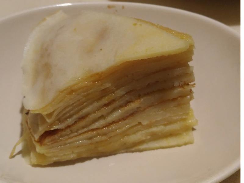 千層薄餅蛋糕