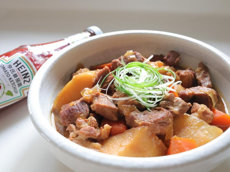 【馬鈴薯燉肉】一鍋到底
