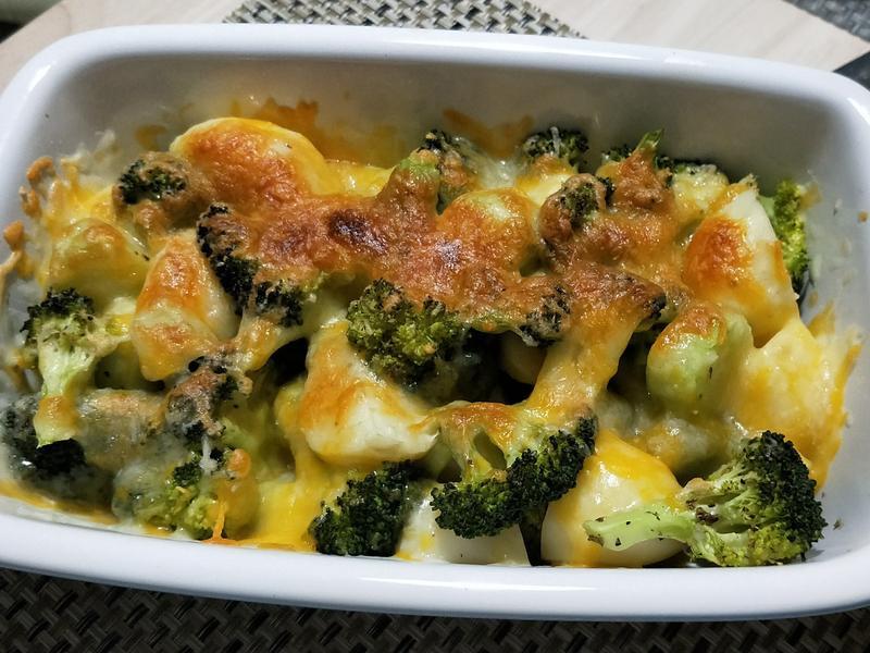 焗烤義式蔬菜♡馬鈴薯好好吃系列