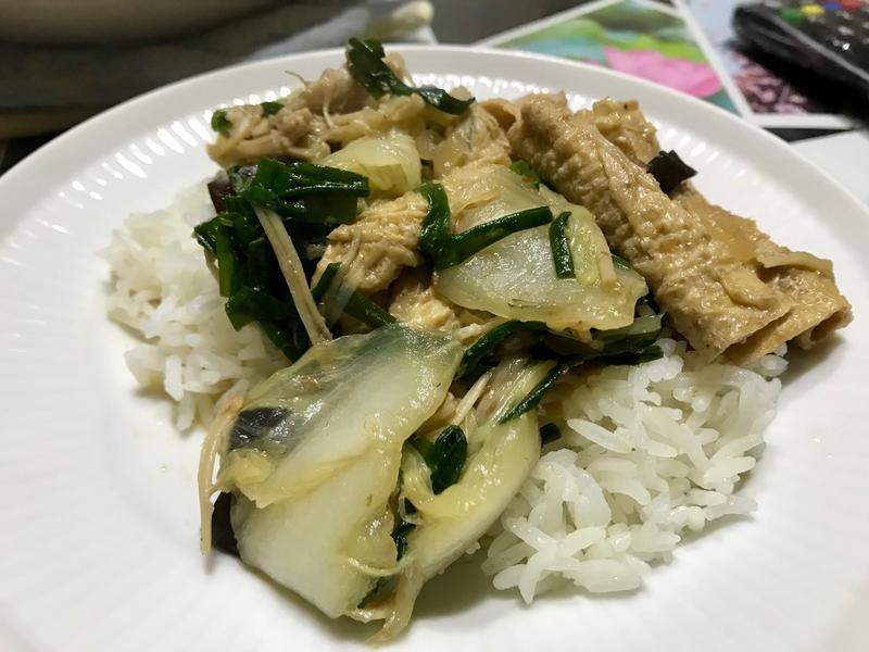 台版壽喜燒(白菜滷升級版)