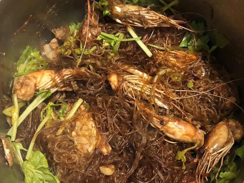 泰式冬粉蝦