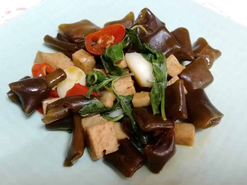 【塔香海龍根】膠原蛋白多多、素食頂級食材