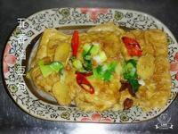 五香滷豆包