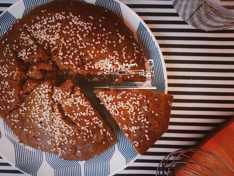 愛柴-古早味黑糖糕