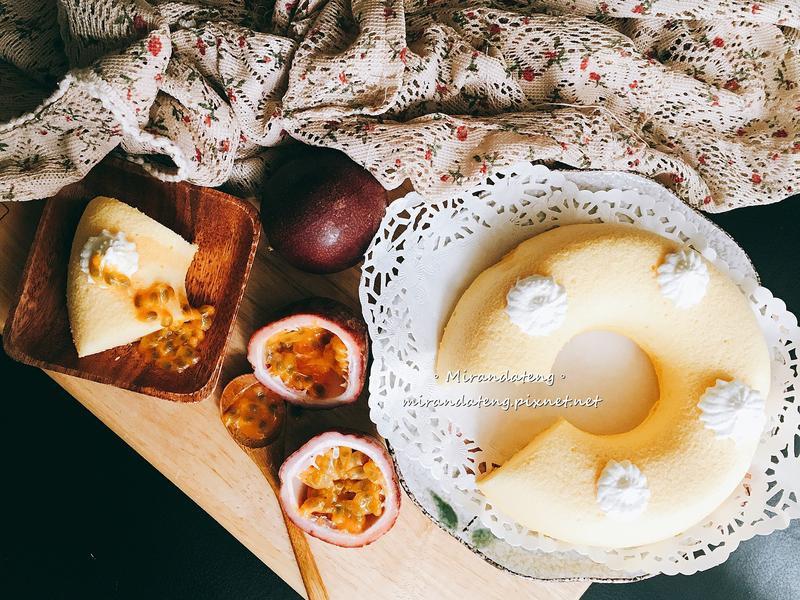 百香棉花蛋糕