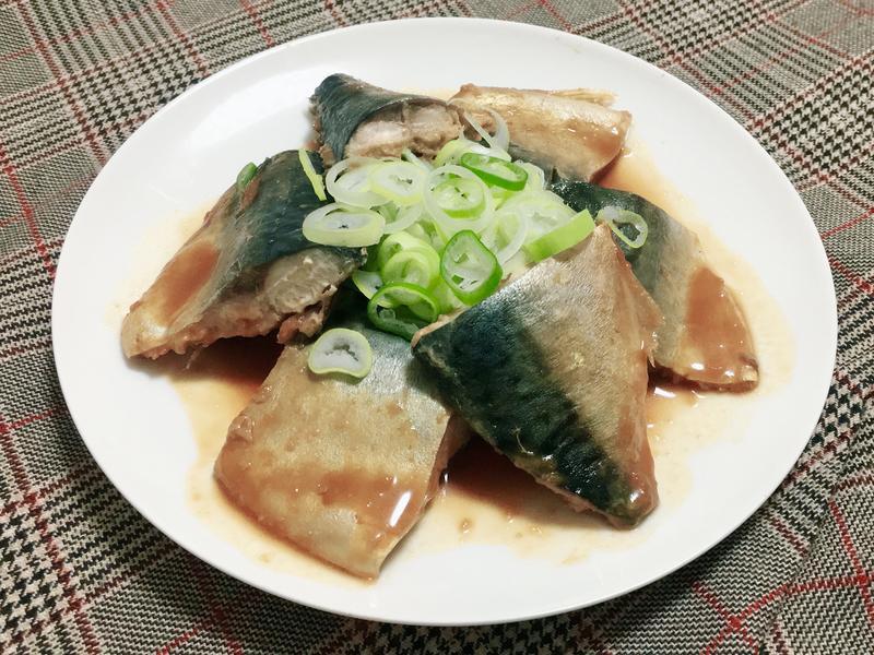 日式味噌鯖魚 味噌サバ煮