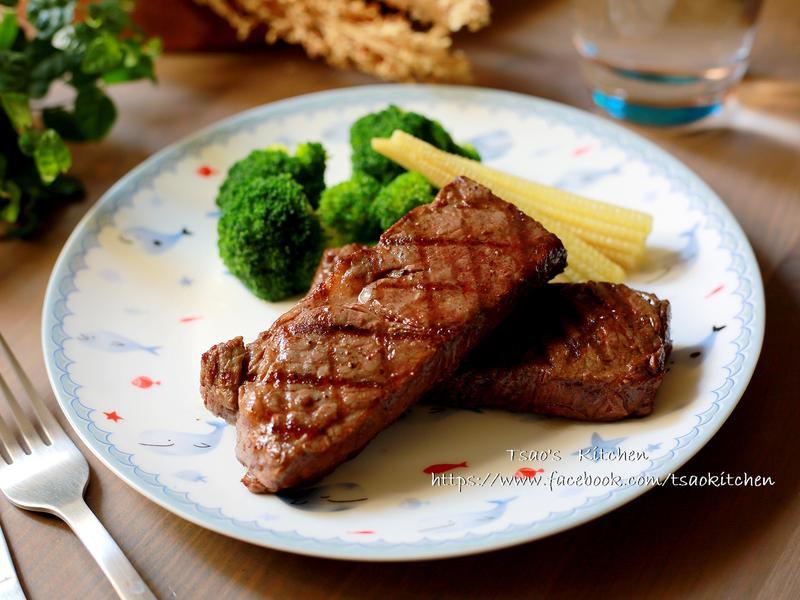奶油香煎霜降牛【低醣飲食】