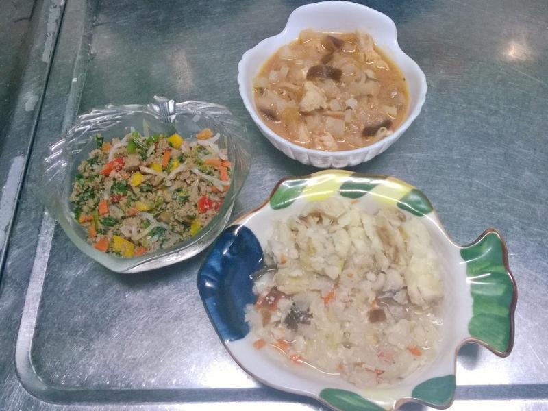 鮮食🐾炒雜菜 燉菜 白菜蒸魚