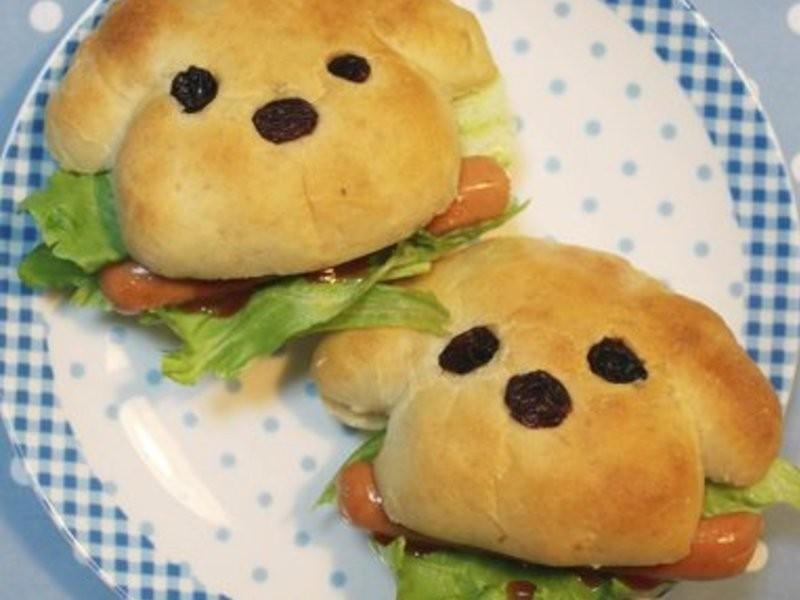 【肉桂打噴嚏】熱狗漢堡