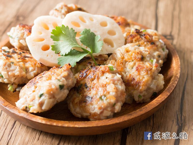 【影片】香煎藕餅
