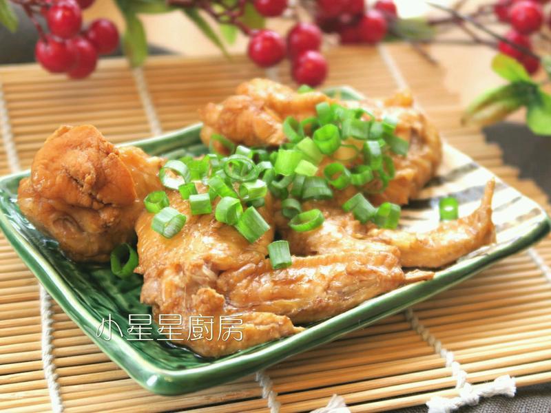 可樂雞翅【大同輕享料理壺】