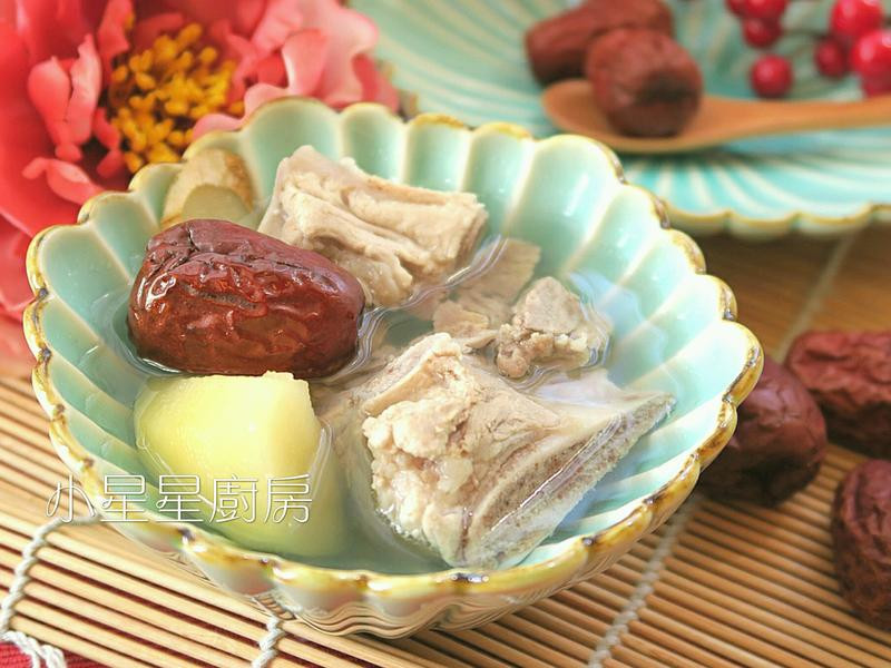 養顏蘋果豬排湯【大同輕享料理壺】