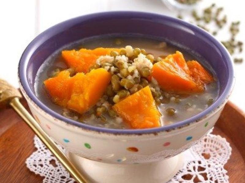 南瓜燕麥綠豆湯《營養師的日日好湯》助消化